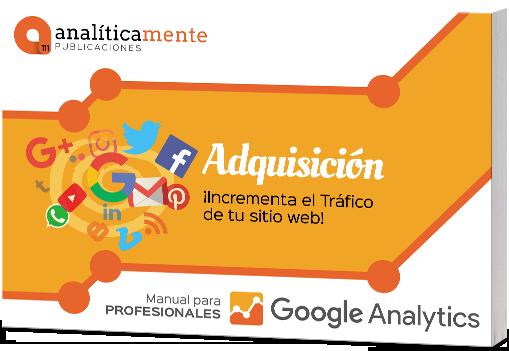 Ebook Google Analytics adquisicion